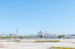 Centre commercial dans la baie de Jeffreys Image libre de droits