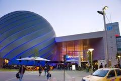 Centre commercial de Cotroceni Bucarest Roumanie Photos stock