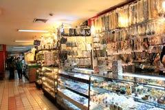 Centre commercial de DUA de Mangga Images stock