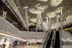 Centre commercial de luxe à Changhaï Photo libre de droits