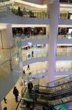 Centre commercial de luxe dans Pékin Photographie stock