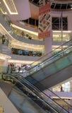 Centre commercial de luxe dans Pékin Image libre de droits