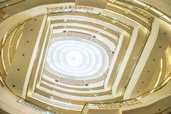 Centre commercial de Nordstrom à San Francisco Photographie stock libre de droits