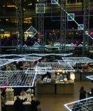Centre commercial de panorama Vilnius photos stock