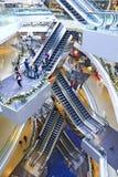 Centre commercial de promenade de festival, Hong Kong Photographie stock libre de droits