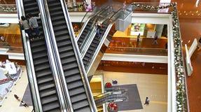 Centre commercial de promenade de festival, Hong Kong Photos stock