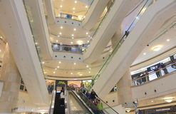 Centre commercial de Taïpeh 101 Taïpeh Taïwan Image stock