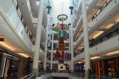 CENTRE COMMERCIAL DE TOUR JUMELLE DE KLCC PETRONAS photos libres de droits