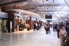 Centre commercial exempt de droits Photo libre de droits