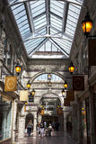 Centre commercial impressionnant en Chester England photos libres de droits