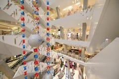 Centre commercial Melbourne Australie photos libres de droits