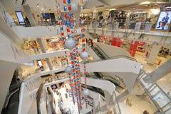 Centre commercial Melbourne Australie photographie stock