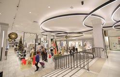 Centre commercial Melbourne Australie photographie stock libre de droits