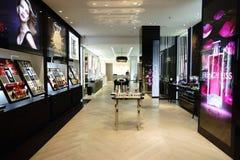 Centre commercial moderne de parfum Images stock