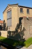 Centre for culture, former prison stock photos