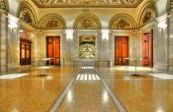 Centre culturel de Chicago Photographie stock