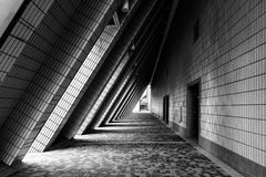 Centre culturel de Hong Kong photos libres de droits