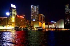 Centre culturel en Hong Kong photographie stock
