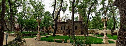 Centre culturel le vieux parc Photo stock