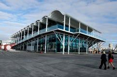 Centre d'événements de viaduc, Auckland Images libres de droits