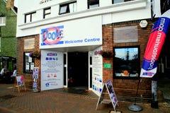 Centre d'accueil, Poole, Dorset Image stock