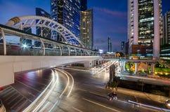 Centre d'affaires de Bangkok photos libres de droits