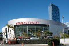 Centre d'agrafes à Los Angeles Images stock