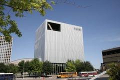 Centre d'arts du spectacle d'AT&T, secteur Dallas, le Texas d'arts images libres de droits