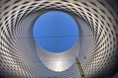 Centre d'exposition à Bâle Image libre de droits
