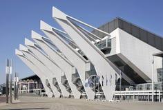 Centre d'exposition de Brême Photo stock