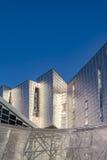 Centre d'exposition, de congrès et de foires commerciales à Malaga, Espagne Photos libres de droits
