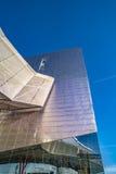 Centre d'exposition, de congrès et de foires commerciales à Malaga, Espagne Photographie stock