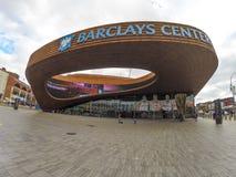 Centre de Barclays Images stock