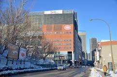 Centre de Bell Images stock