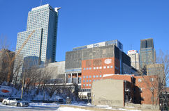 Centre de Bell images libres de droits
