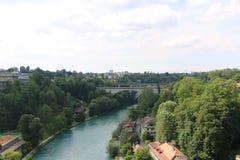 Centre de Berne Image stock