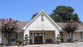 Centre de bien-être de Wu Image stock