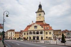 Centre de Brasov Photo libre de droits