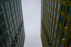 Centre de bureau à Moscou Image stock
