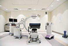 Centre de C-bras d'hôpital photo stock