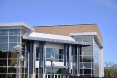 Centre de Christian Brothers High School Development Image stock