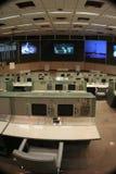 Centre de contrôle de la mission de la NASA Photographie stock libre de droits