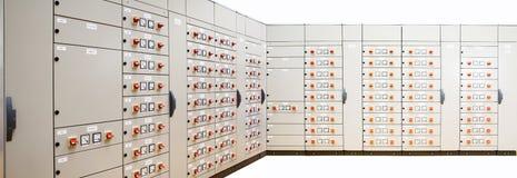 Centre de contrôle de moteurs Photo stock