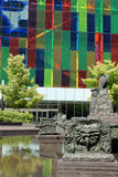 Centre de convention de Montréal, Canada Images libres de droits