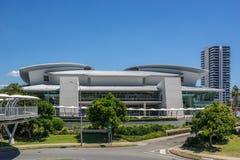 Centre de convention et d'exposition de Broadbeach Image stock