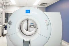 Centre de diagnostic médical de CT Scaner image libre de droits