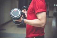 Centre de fitness Photos stock