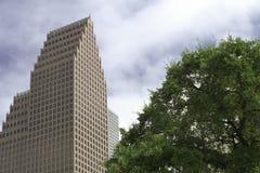 Centre de la Banque d'Amérique Images stock