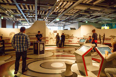 Centre de la Science de Copernic Photo stock