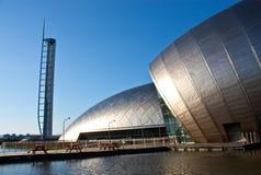 Centre de la Science de Glasgow Image stock